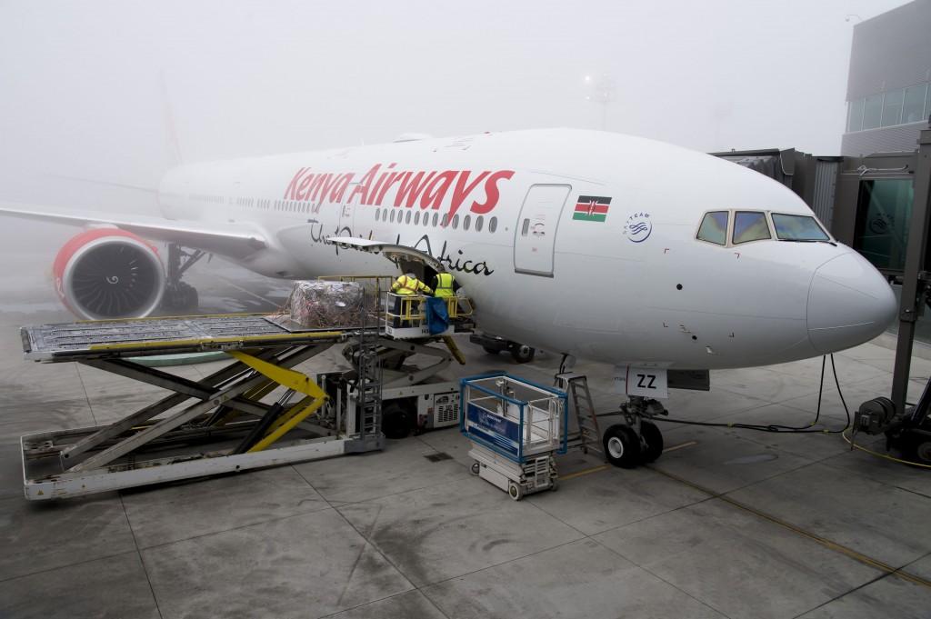 Kenia 777-NNXXER