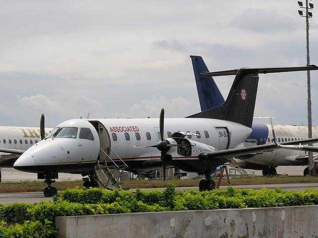 5N-BJY Embraer 120