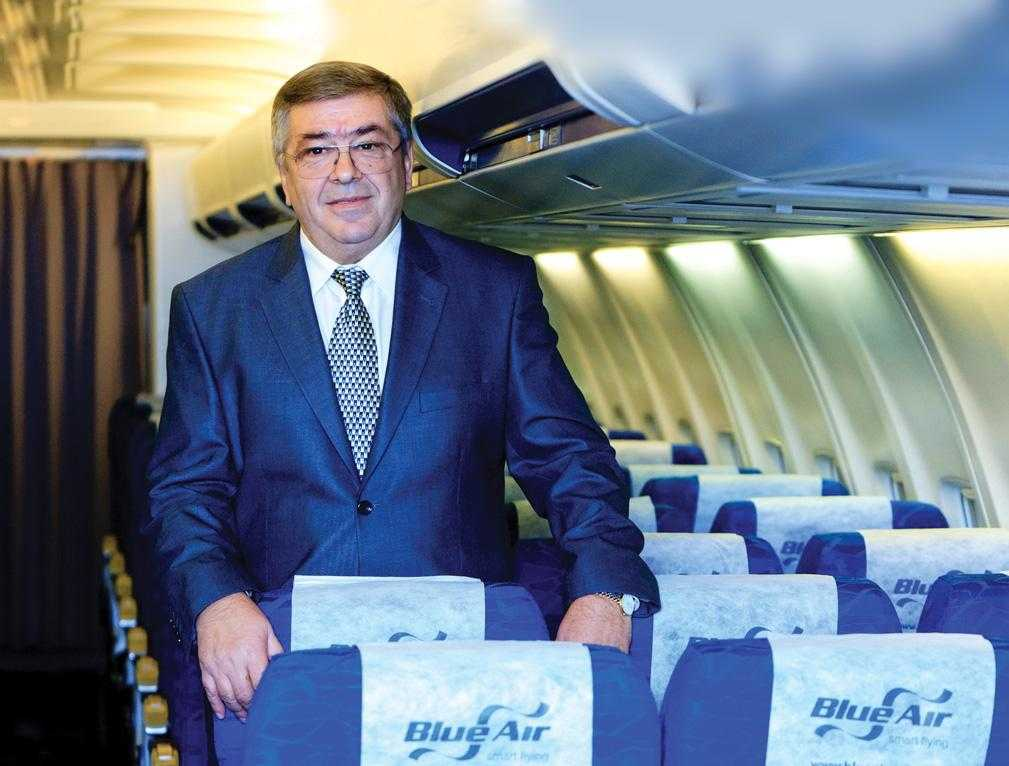 Gheorghe Racaru-Director General Blue Air