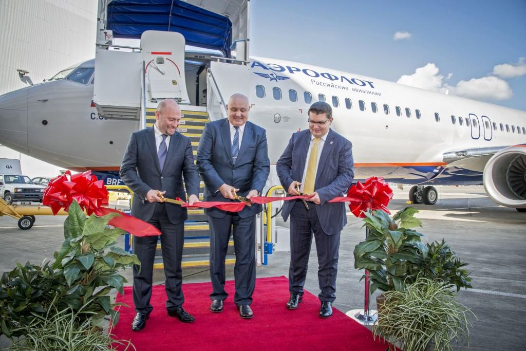 Boeing 737 Next Generation Aeroflot