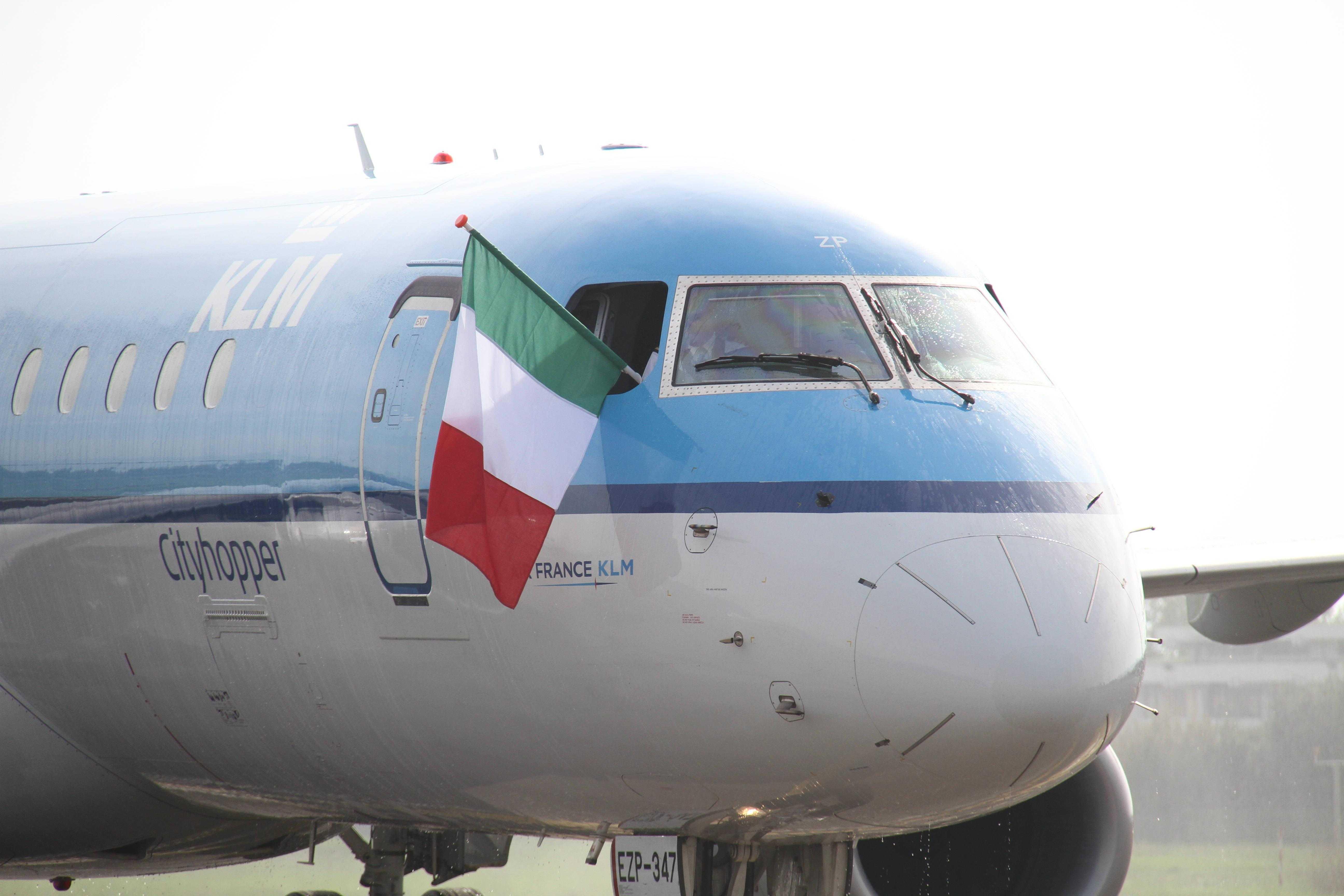 nuovo volo KLM