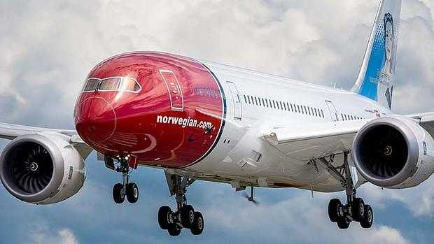 Norwegian Air Shuttle-Dreamliner