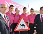 Wizz Air a inaugurat astăzi primul zbor din Bucureşti spre Dubai/Abu Dhabi