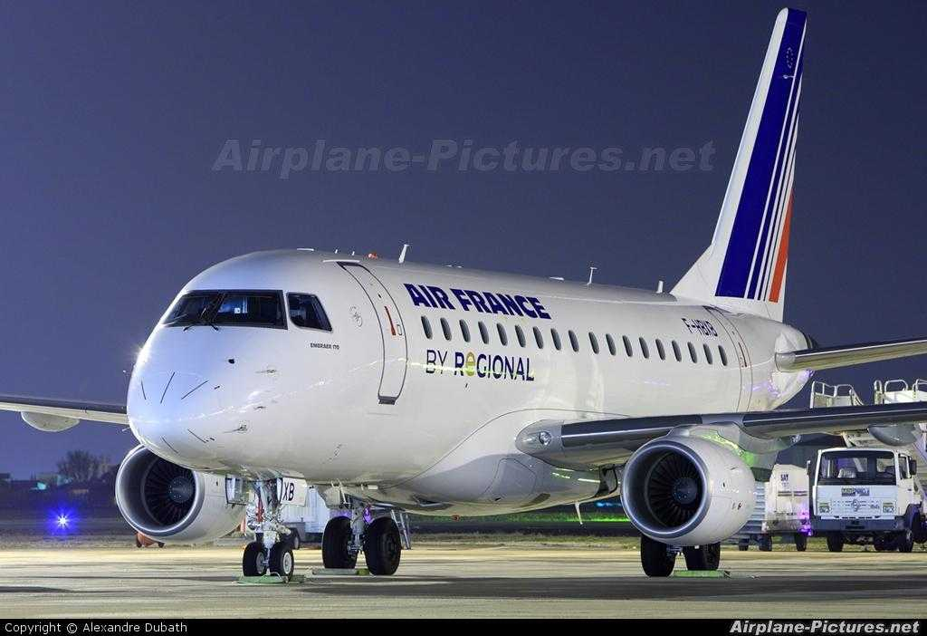 Air France Embraer E170