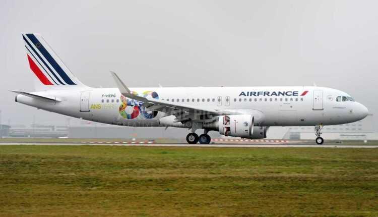 Air France testează internetul pe zborurile scurte şi medii