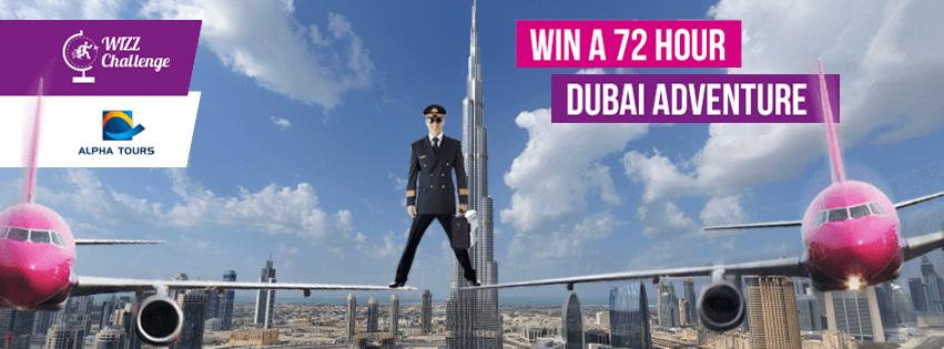 DUBAI CHALLENGE