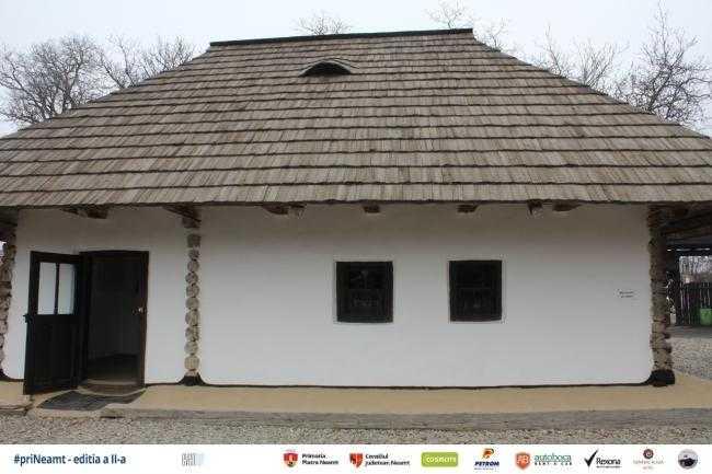 """A casa memorial """"Ion Creangă"""""""