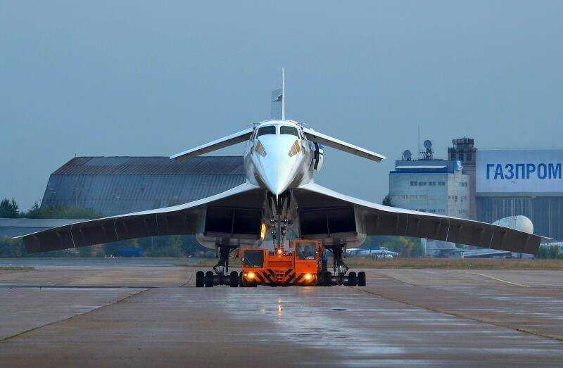 Tupolev TU-144 aka Concordski