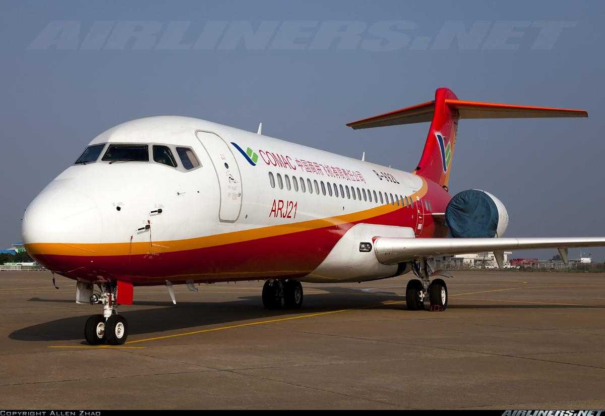 COMAC ARJ21