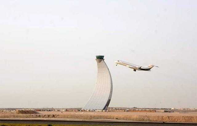 Control Tower Abu Dhabi International