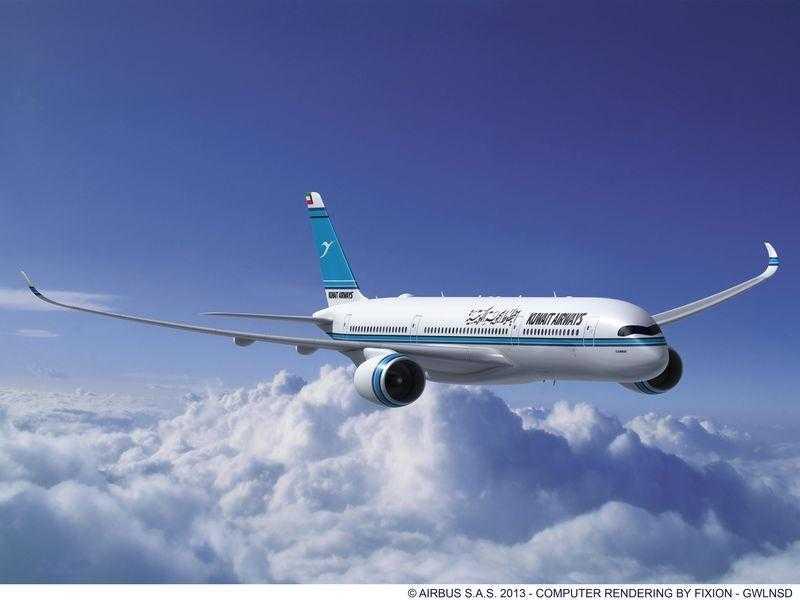 A350-900_Kuwait_Airways