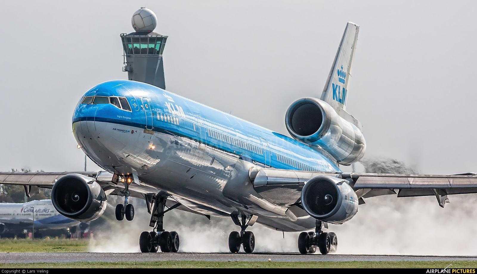 KLM McDonnell Douglas MD-11 PH-KCK