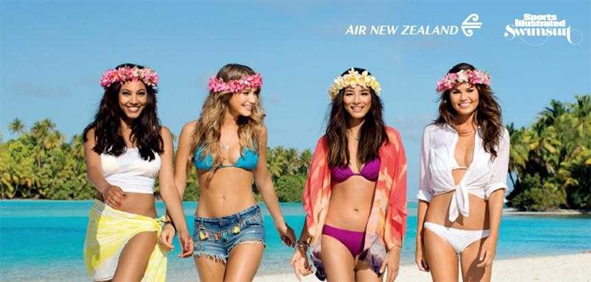 Safety In Paradise Airnzsafetyvideo De La Air New Zealand