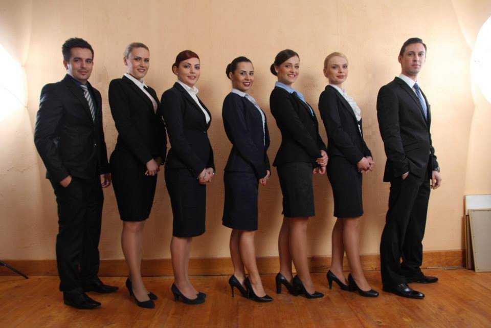 Vreau sa fiu Stewardesa