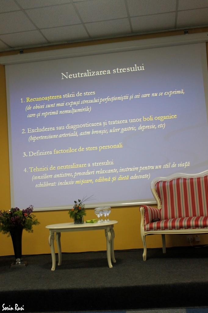 Neutralizarea stresului
