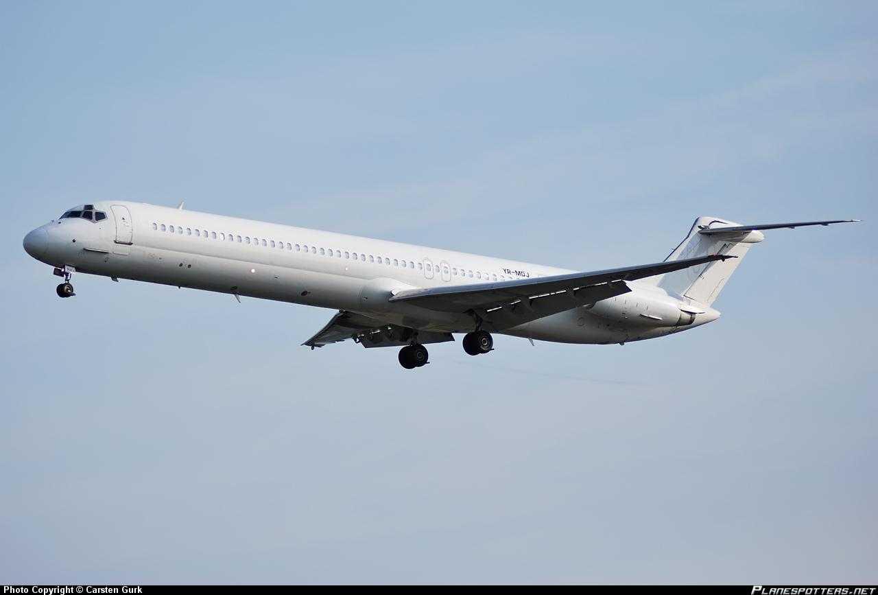 McDonnell-Douglas-MD-81