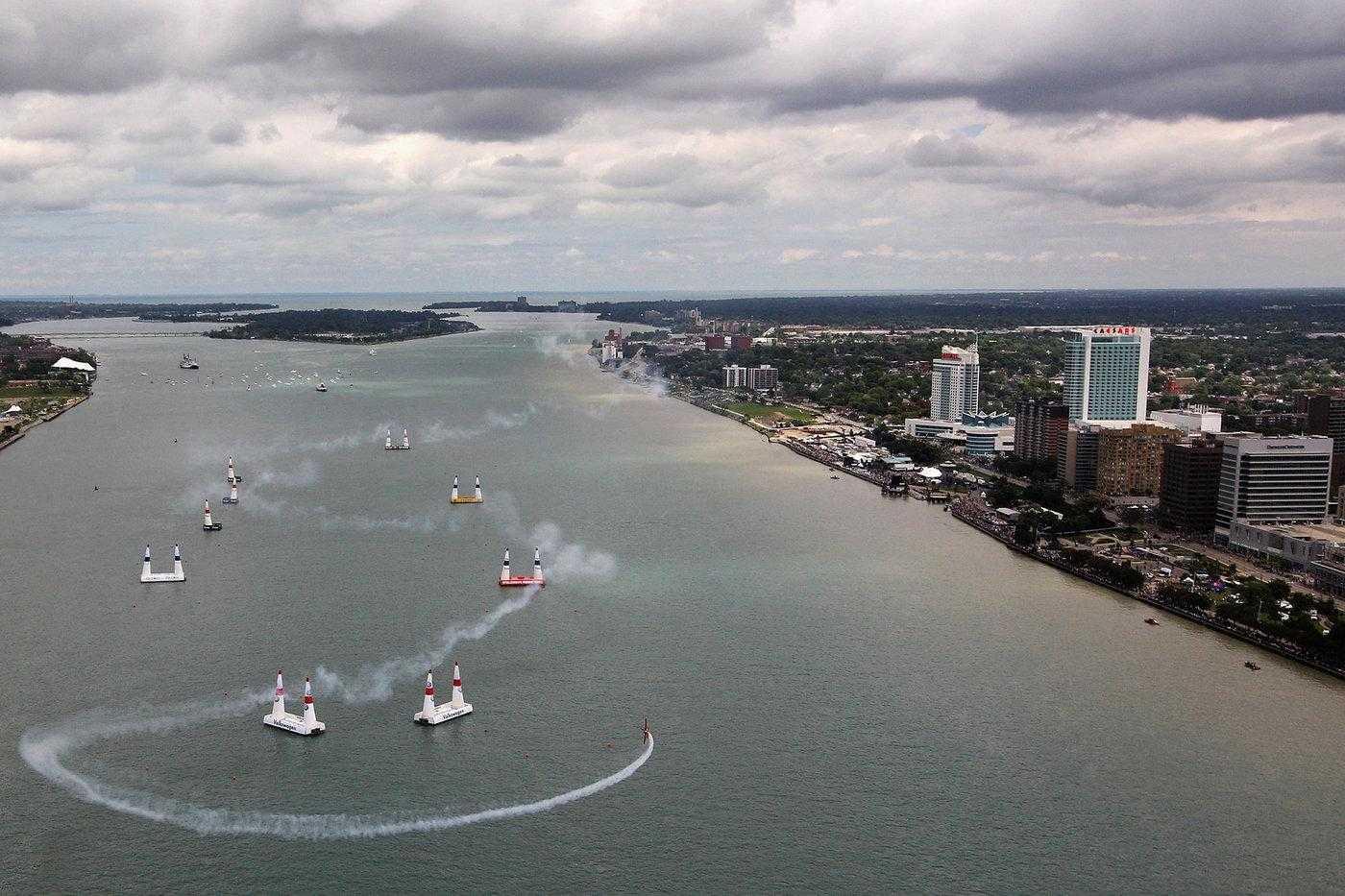 Nicolas Ivanoff - Race Day, Windsor