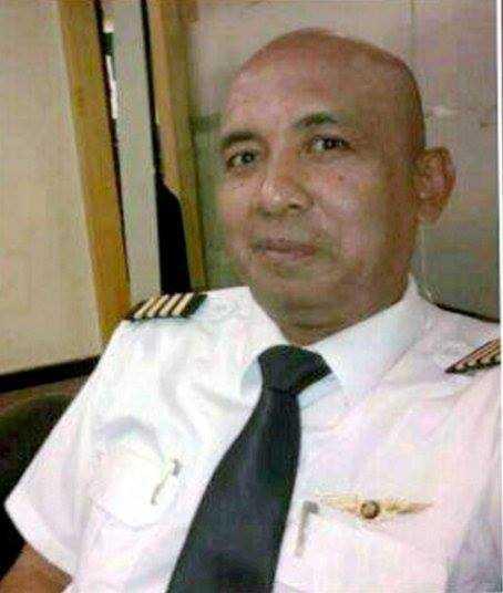 Capitanul Zaharie Ahmad Shah
