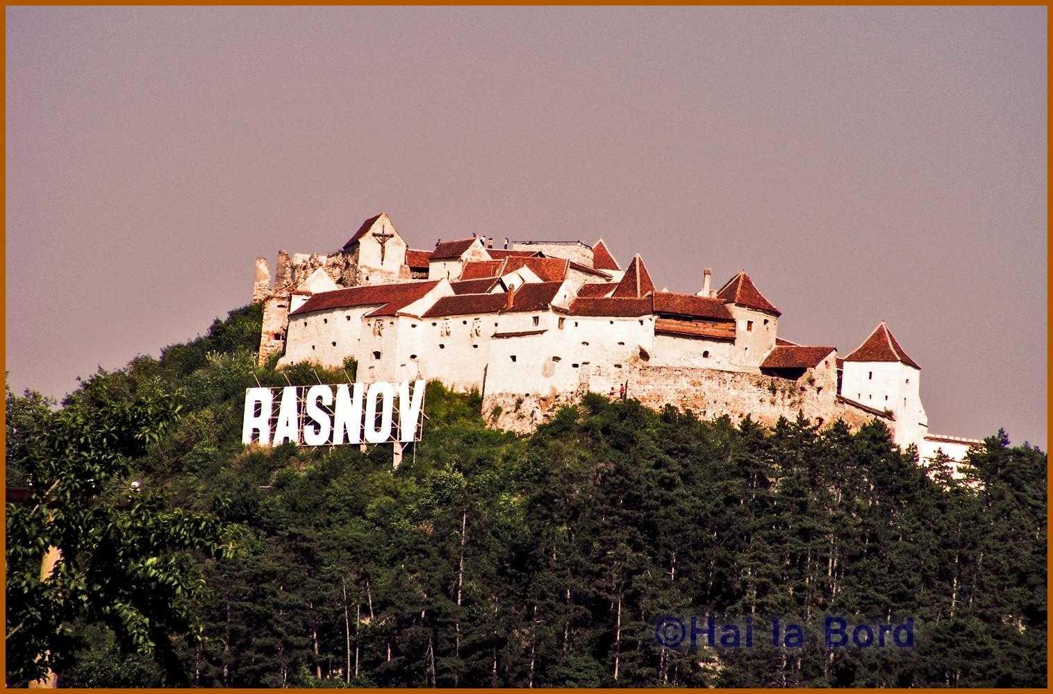 panorama cetatea rasnov