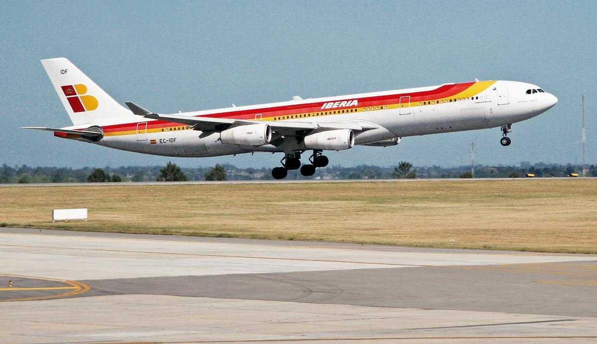 Airbus_A340_Iberia