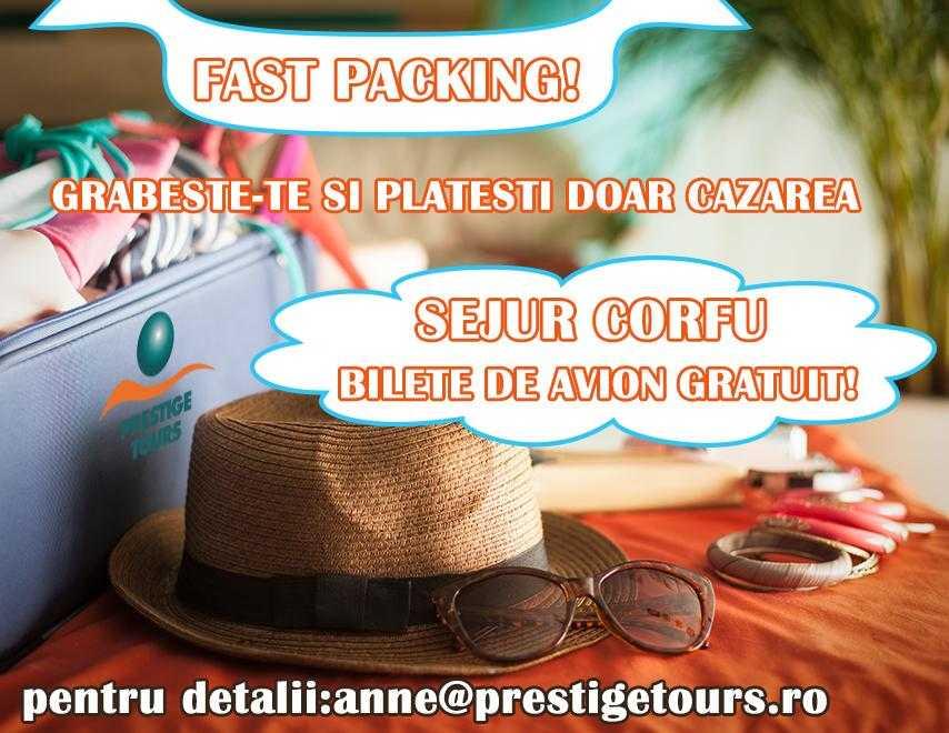 Fast Packing Corfu