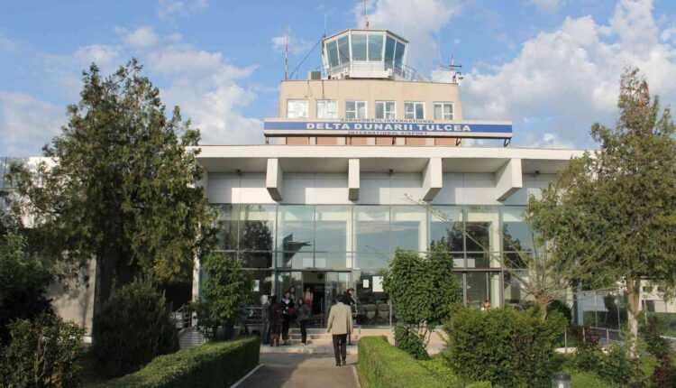 S-a semnat contractul de finanţare pentru extinderea pistei aeroportului din Tulcea