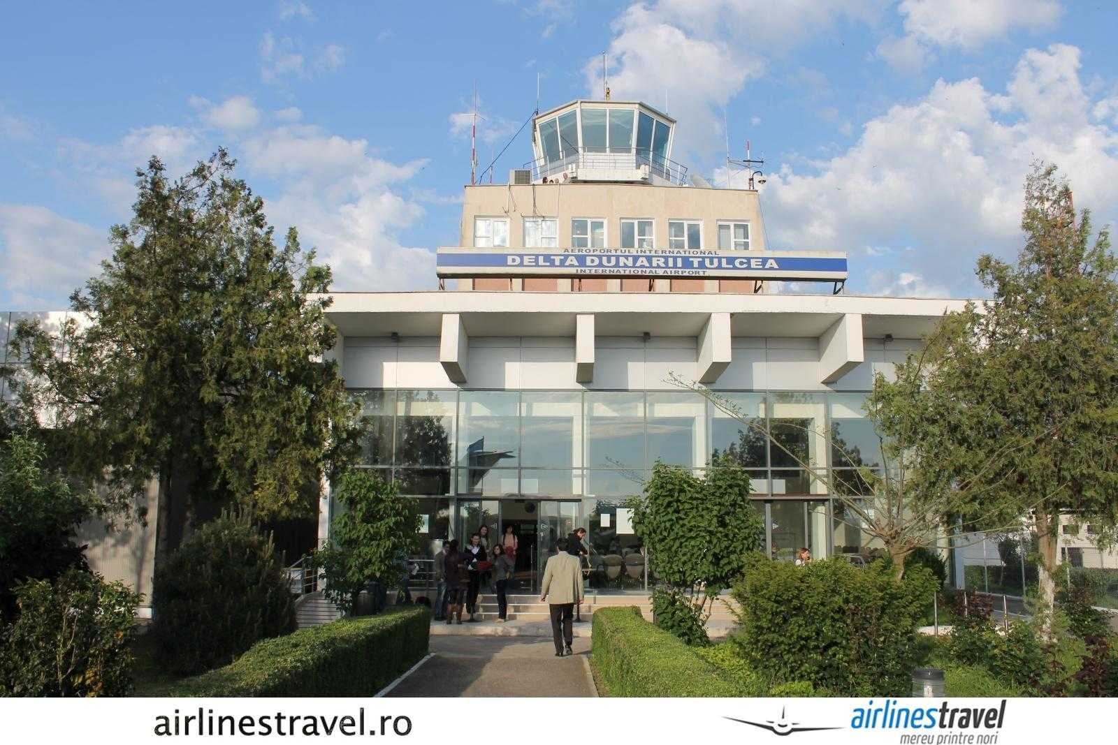 Aeroport Delta Dunarii Tulcea