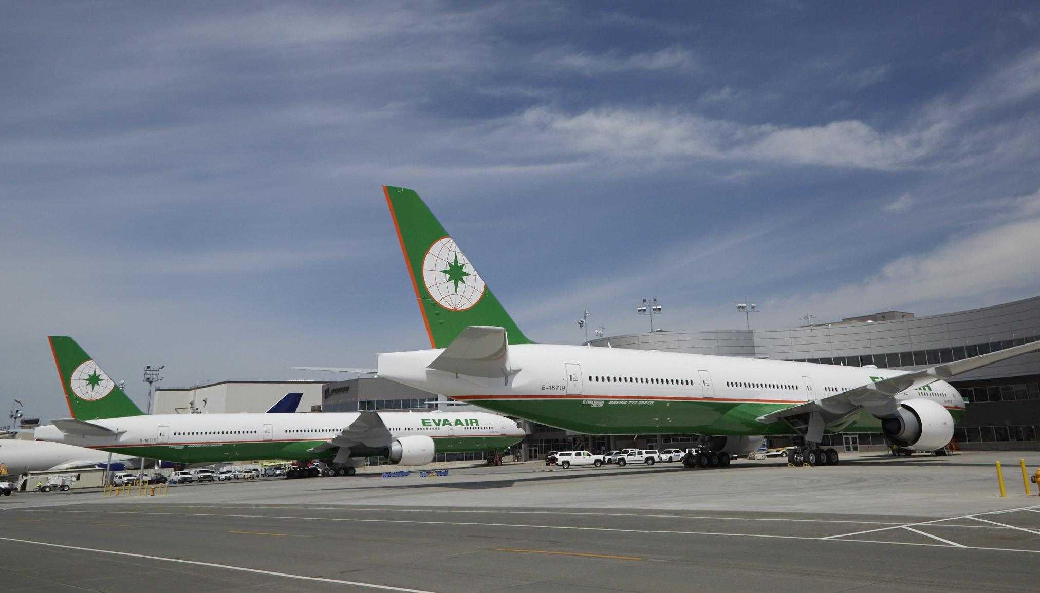 EVA Air 777-300ER