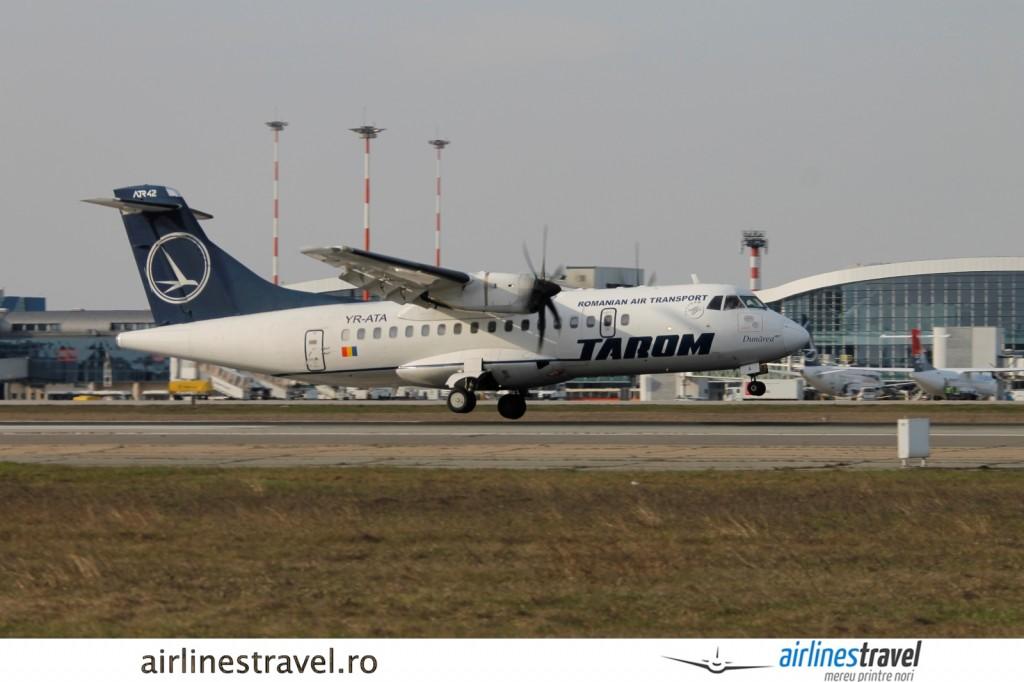 ATR 42 TAROM