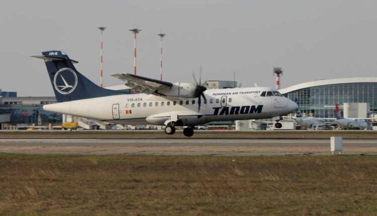 Bucureşti – Iaşi cu TAROM, 4 zboruri zilnice în orarul de iarnă 2015 / 2016
