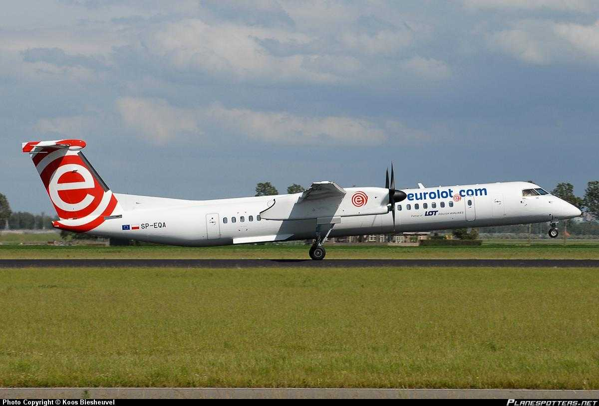 LOT De-Havilland-Canada-DHC-8-400