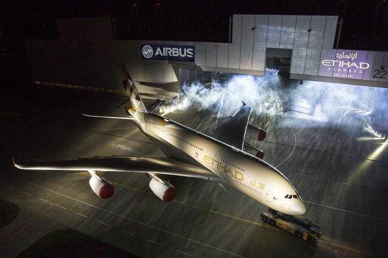 Etihad Airways + Lufthansa = ???