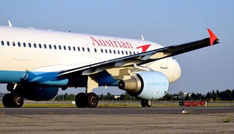 Austrian Airlines renunţă la ruta Viena – Dubai