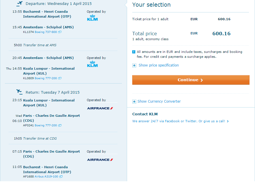 IcelandAir review & opinions