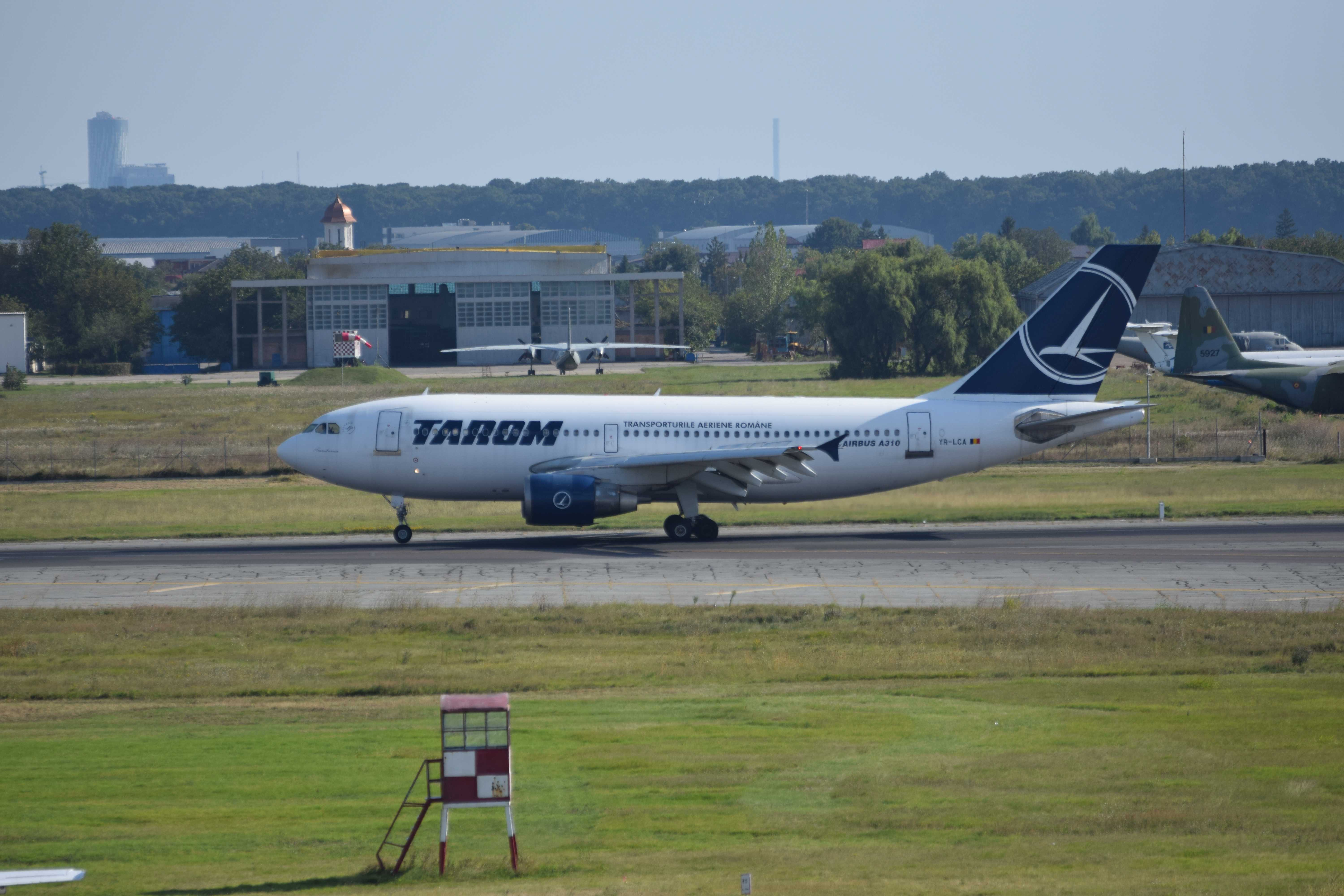 Airbus A310 TAROM