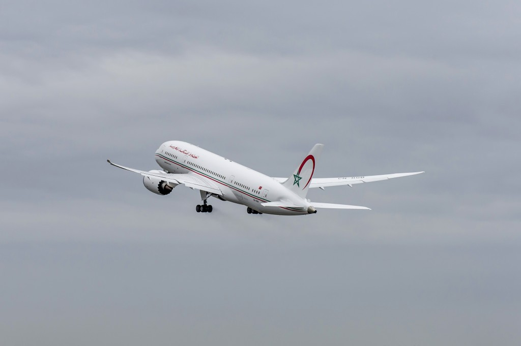 787-8 Royal Air Maroc