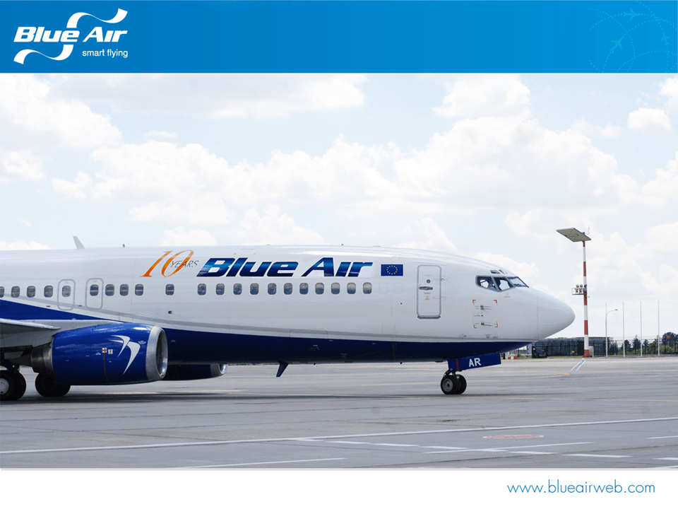 livrea 10 ani blue air