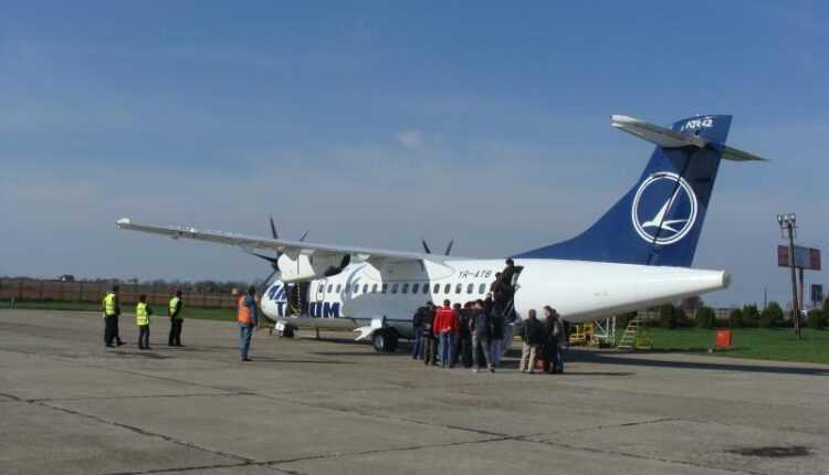 Aeroportul din Oradea visează la multe rute internaționale. Cea mai sigură este Oradea – Torino cu Blue Air!