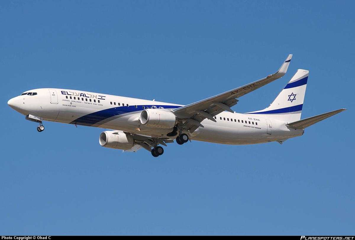4X-EHA-El-Al-Israel-Airlines-Boeing-737-900