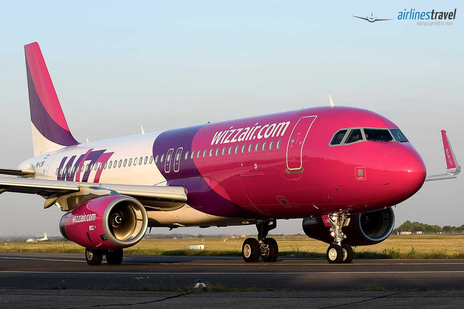 Airbus A320-Wizz-Air-HA-LYB
