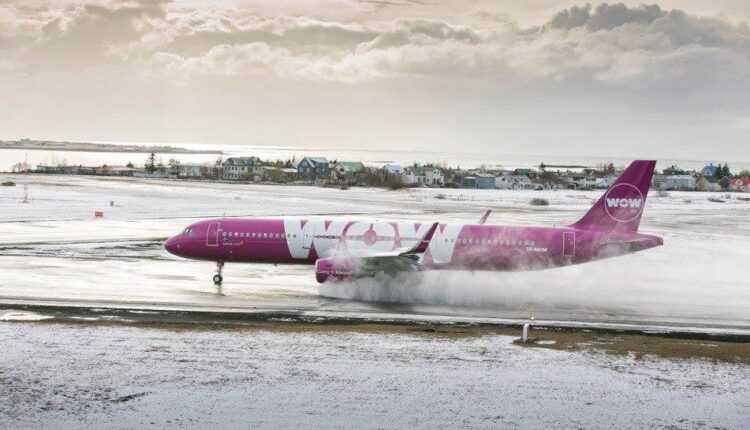 "Primul Airbus A330-300 WOW Air va purta indicativul ""TF-GAY"""