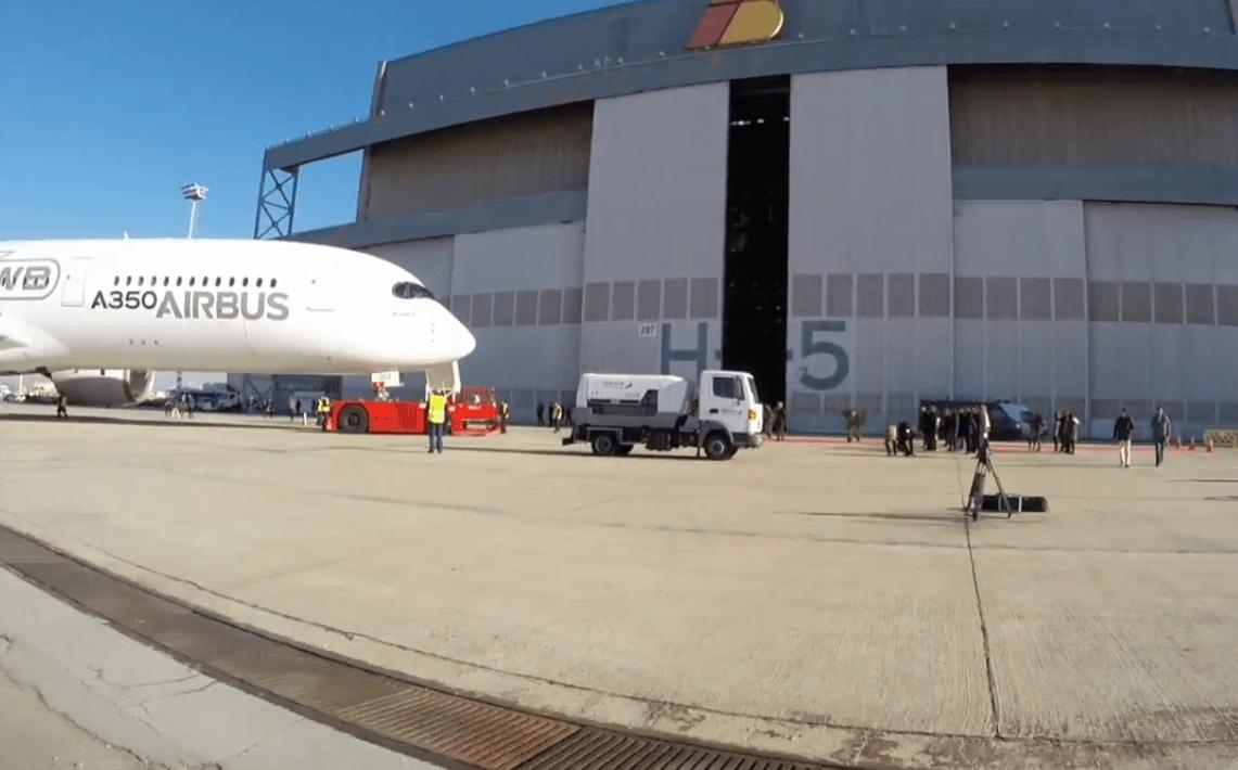 Airbus-A350-XWB-Madrid