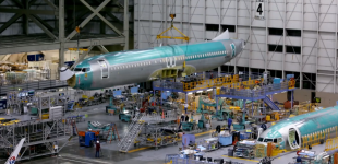 (Video) Asamblarea unui Boeing 737 Next Generation