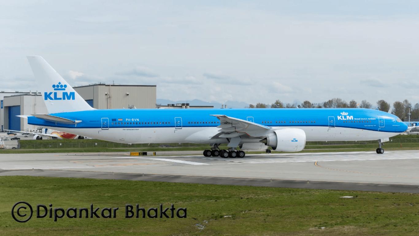 Обои авиалайнер, 777, пассажирский, boeing, Самолёт, боинг, 300-er. Авиация foto 3
