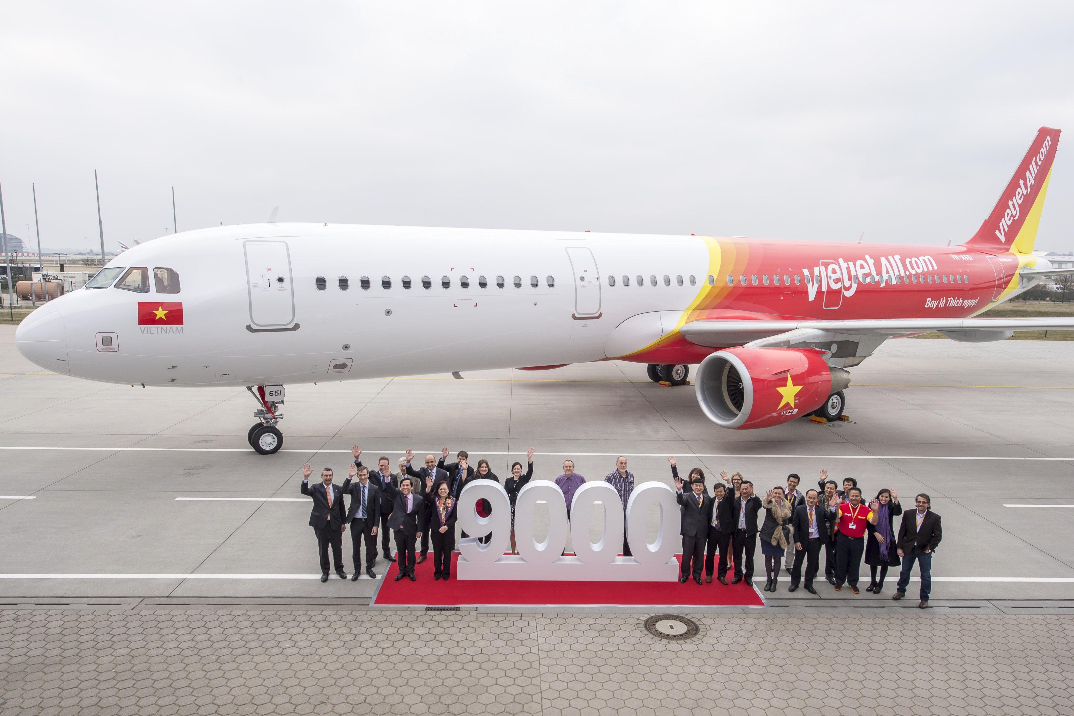 VietJetAir-first-A321-Delivery-Ceremony-Hamburg