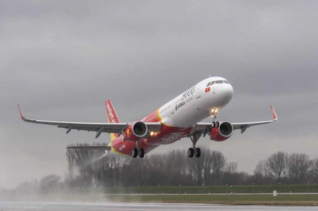 Vietjet air A321