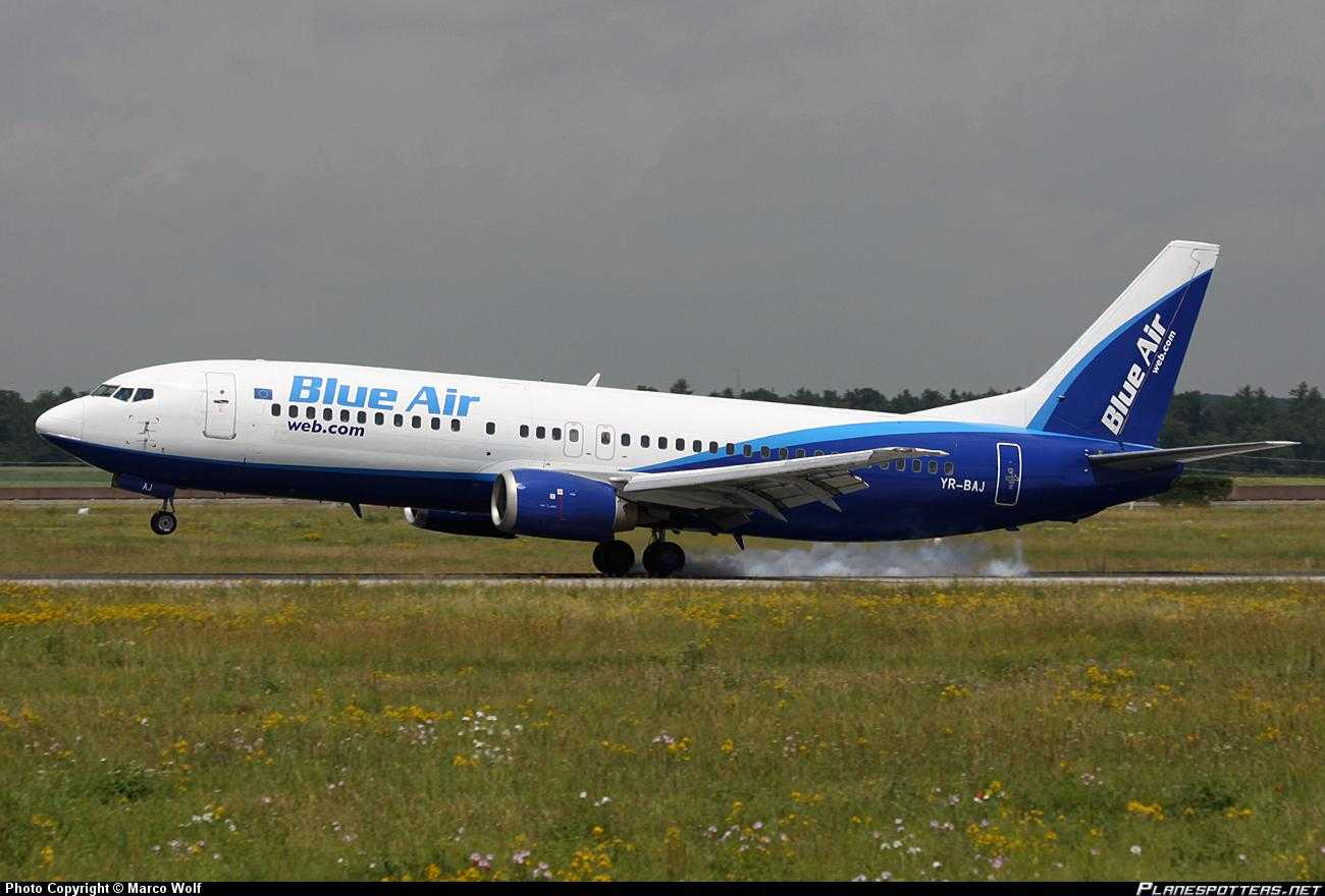 YR-BAJ-Blue-Air-Boeing-737-400