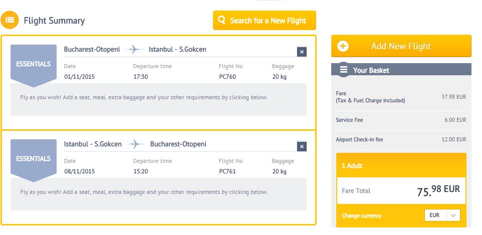Bucareste-Istambul-pegasus-airline-76 EURO
