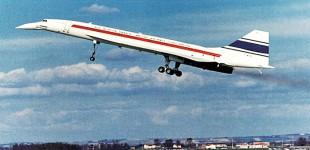 (Video) Primul zbor din istoria Concorde – 2 martie 1969