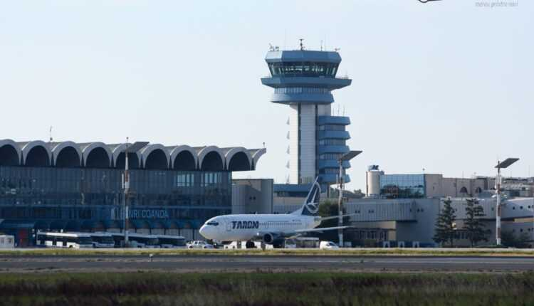 Aeroportul Henri Coandă este în topul aeroporturilor europene / Cea mai mare creştere a traficului aerian în T1